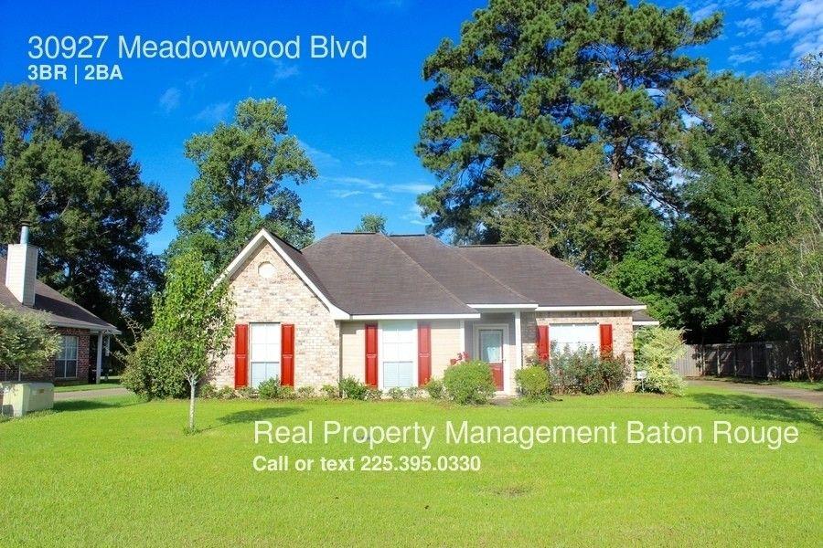 30927 Meadow Wood Blvd  Denham Springs  LA 70726. Port Vincent  LA Apartments for Rent   realtor com
