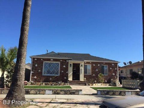 15532 Faysmith Ave, Gardena, CA 90249