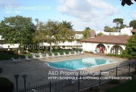 500 Glenwood Cir, Monterey, CA 93940