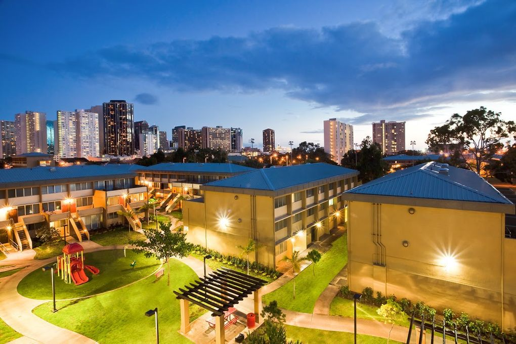 1320 Aala St, Honolulu, HI 96817