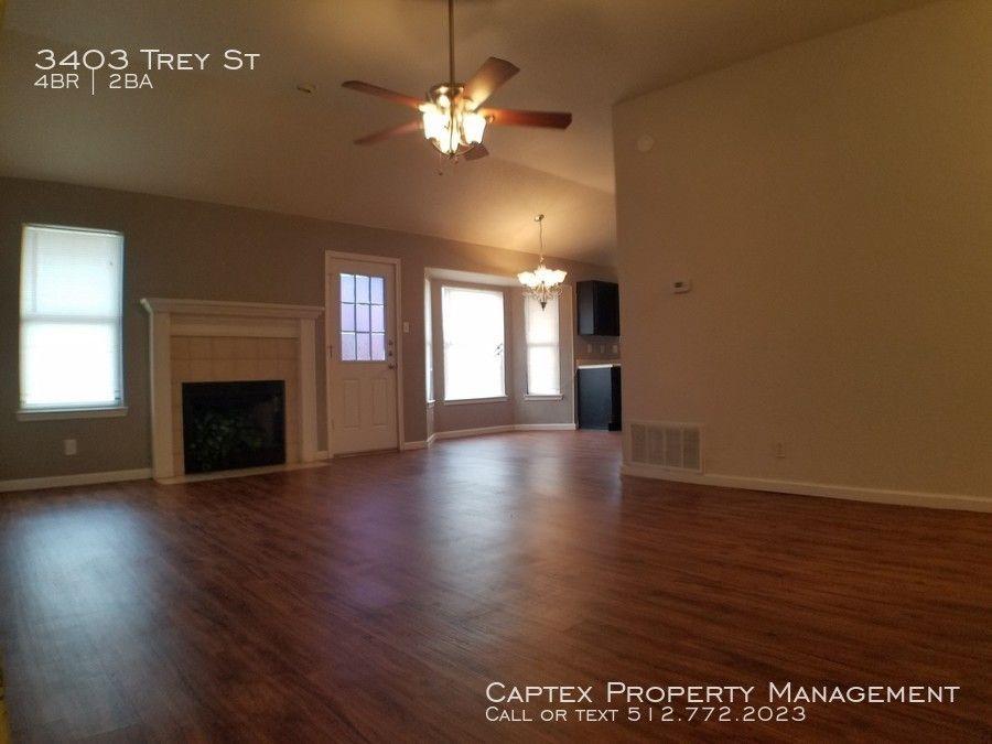 3403 Trey St Killeen Tx 76542 Home For Rent Realtorcom