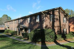 One Bedroom W/ Den At Westwood Glen Apartments 1225 Fairburn Rd Atlanta GA  Apartment For