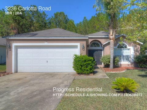 3236 Carlotta Rd, Middleburg, FL 32068