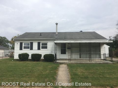 540 Mead Ave, Springfield, OH 45506