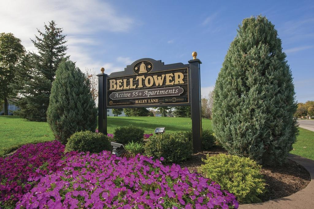 Bell Tower Apartments -Seniors 55+