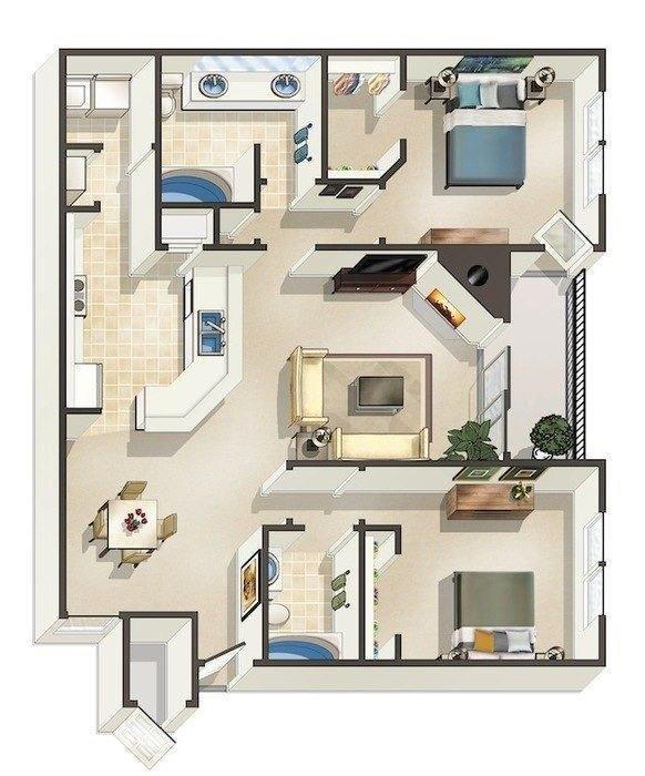 Cape House Apartments