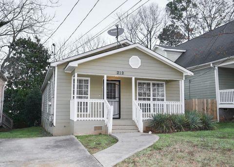 Photo of 210 Farrington Ave Se, Atlanta, GA 30315
