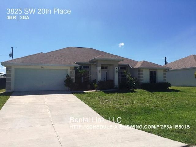1307 se 31st ter cape coral fl 33904 home for rent for 1815 sw 30th terrace cape coral