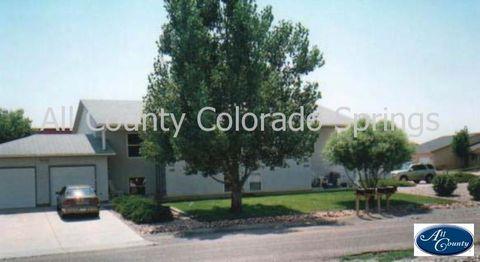 200 S Empress Dr, Pueblo West, CO 81007