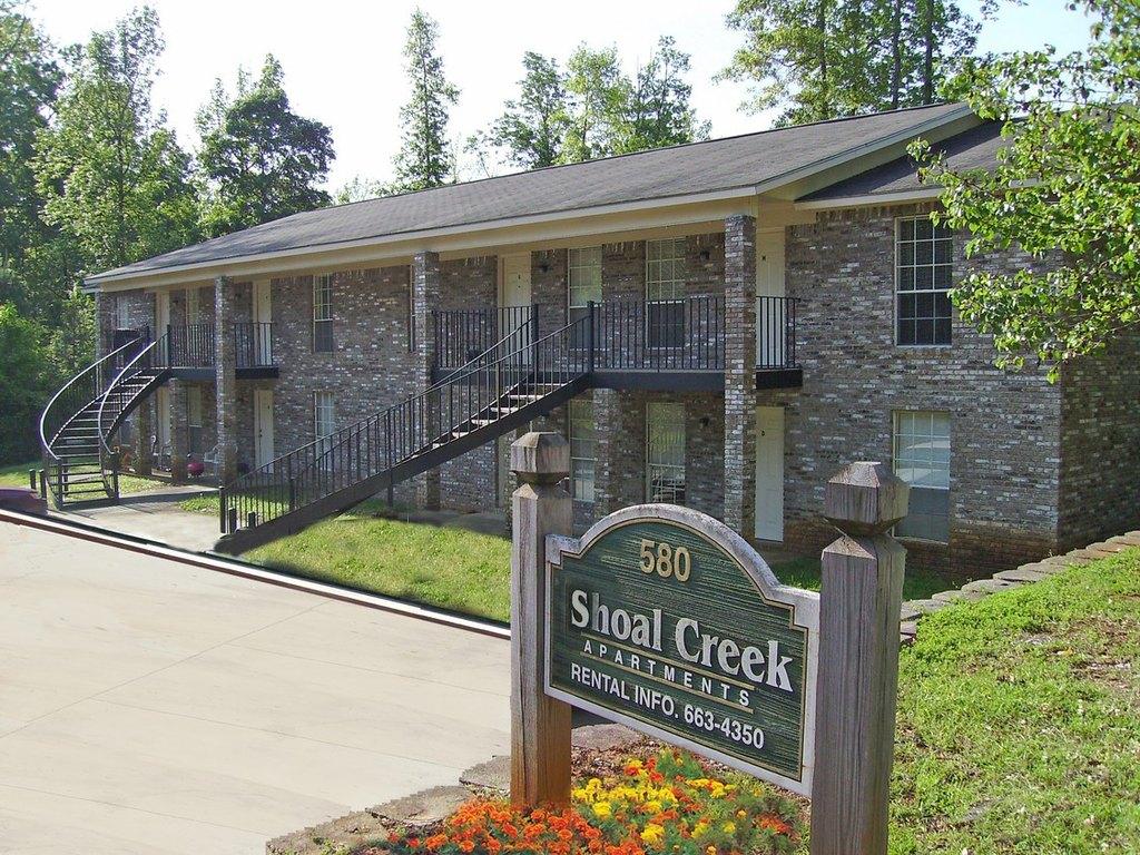 Shoal Creek Apartments Montevallo Al