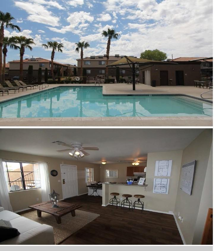 Vegas Apartments: 89104 Apartments For Rent