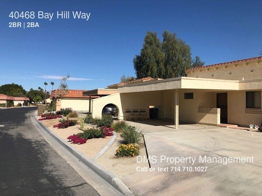 40468 Bay Hill Way, Palm Desert, CA 92211