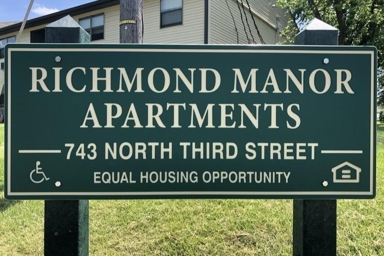 Richmond Manor Apartments - Section 8