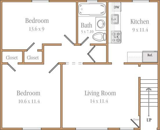Apartments for Rent at Richfield Village Apartments, 168 Richfield ...