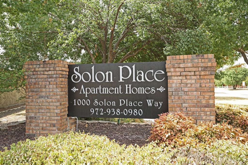 Solon Place Apartments