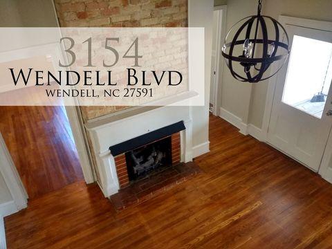 3154 Wendell Blvd, Wendell, NC 27591
