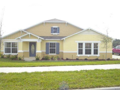2458 Breezy Meadow Rd, Apopka, FL 32712