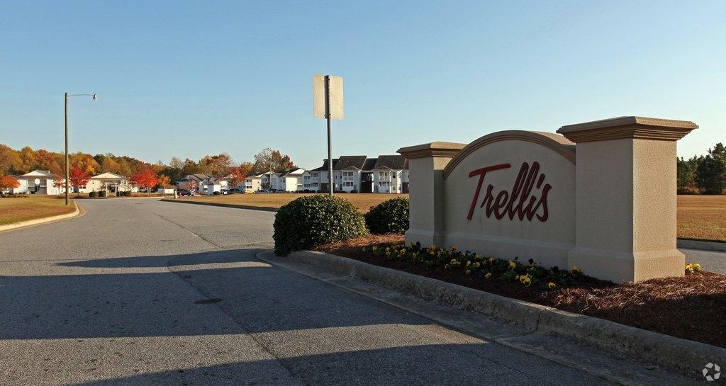 The Trellis Apartments