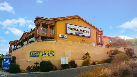 580 Mesa Blvd, Mesquite, NV 89027