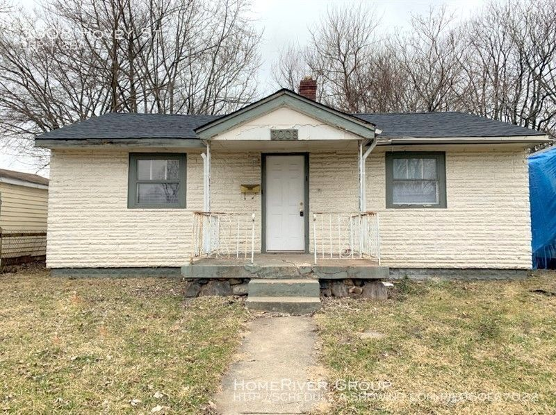3008 Hovey St, Indianapolis, IN 46218