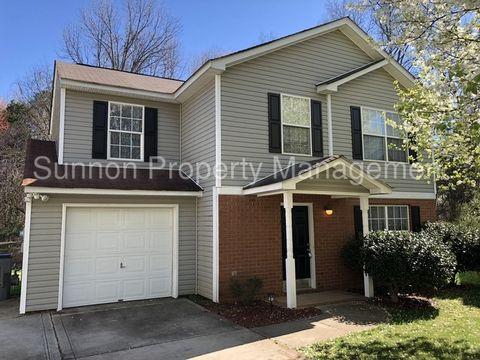 5522 Black Fox Ct, Charlotte, NC 28269