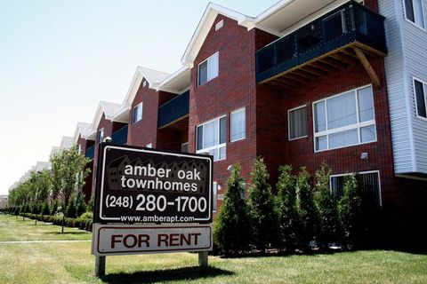 royal oak mi apartments for rent
