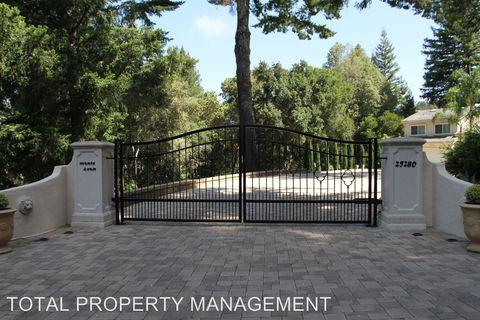 25280 Terrace Grove Rd, Los Gatos, CA 95033