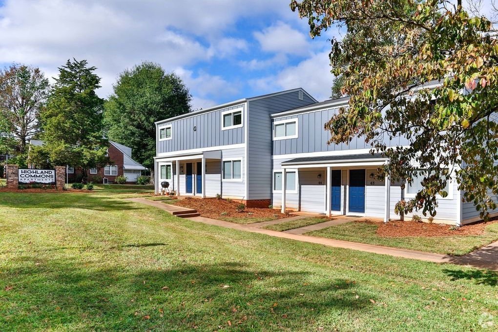 Highland Commons Apartments Hickory Nc