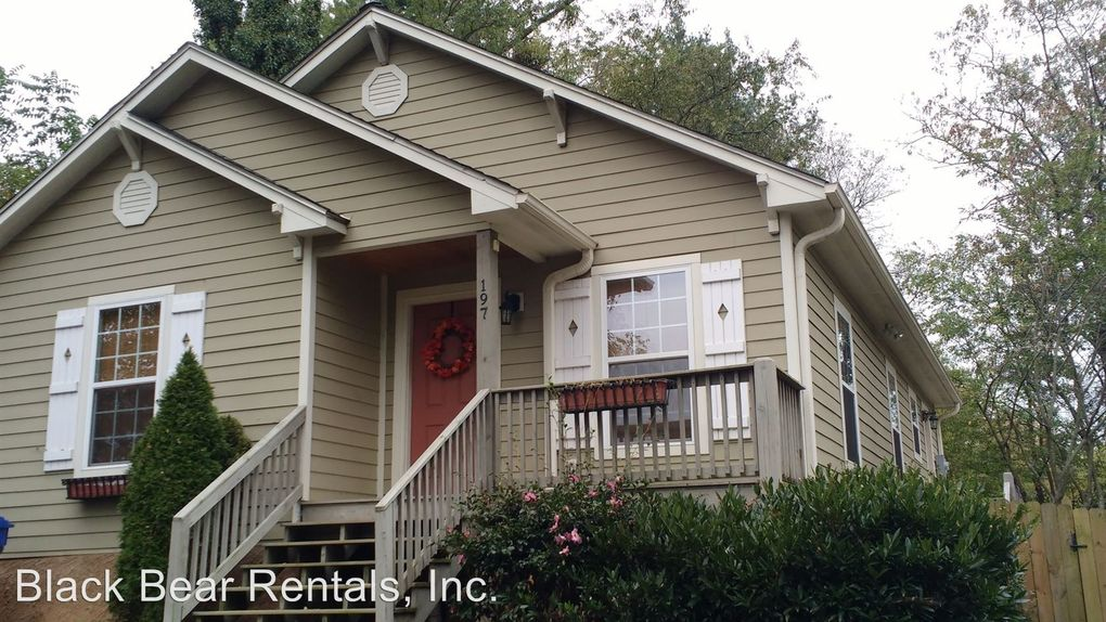 West Asheville Nc Rental Homes