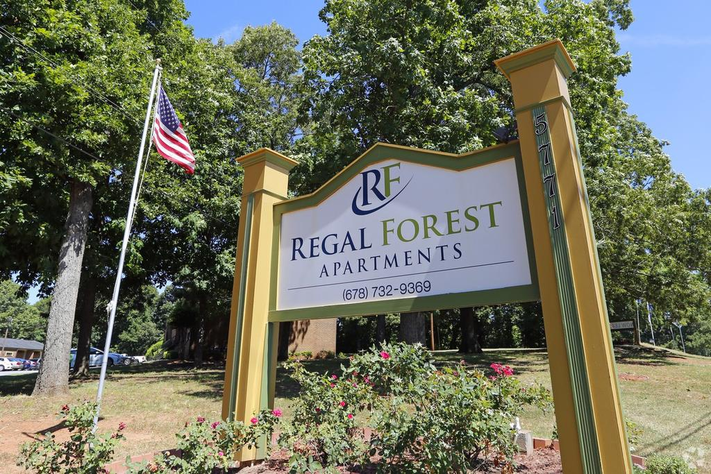 Regal Forest Apartments