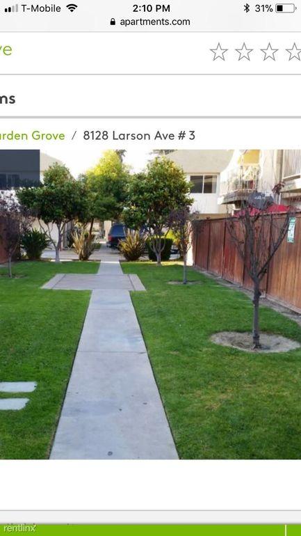 8120 Larson Ave Unit 4 Garden Grove Ca 92844