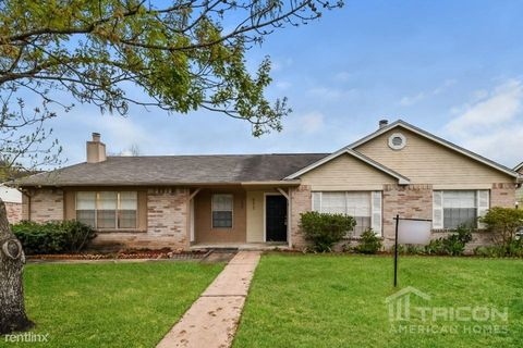 Cool 9615 Wellsworth Dr Houston Tx 77083 Home For Rent Download Free Architecture Designs Sospemadebymaigaardcom