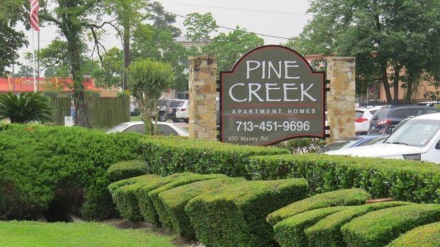 Pine Creek Apartments Maxey Rd