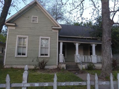 323 Boyce Street 2502 Chapman St, Montgomery, AL 36107