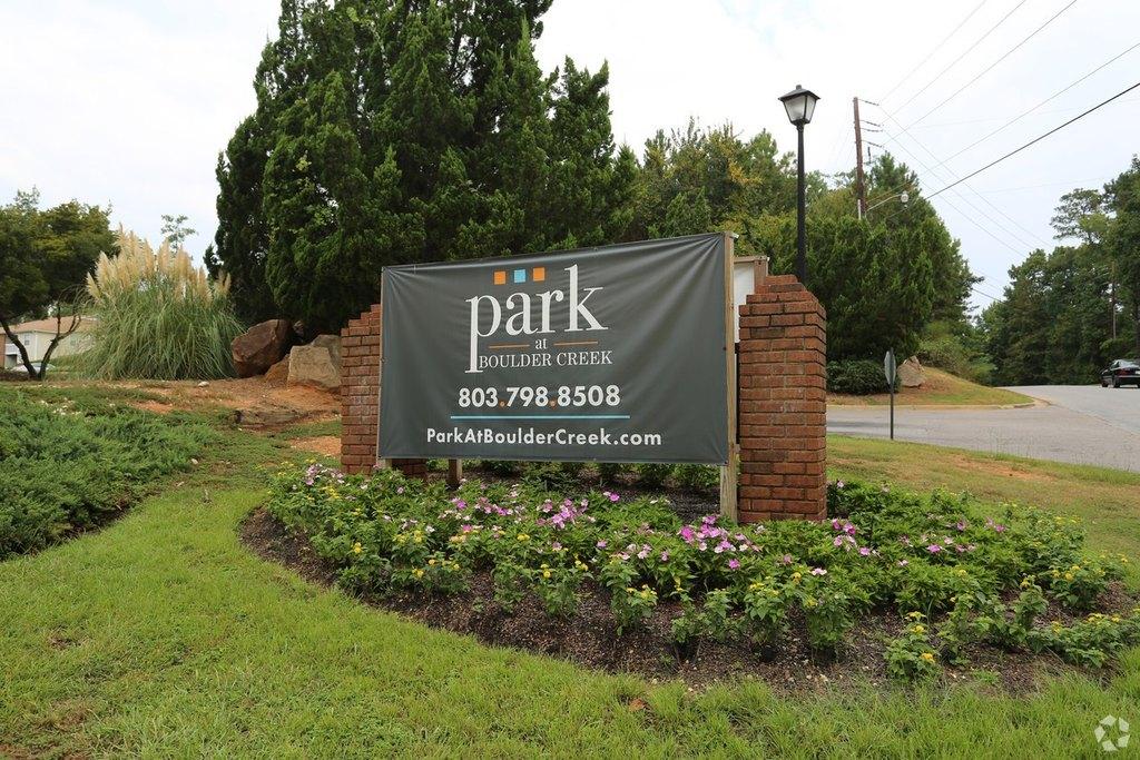 Park at Boulder Creek