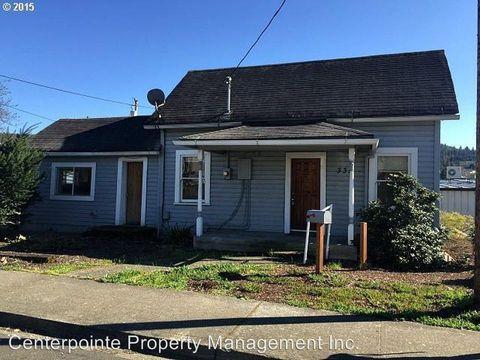 335 Ne Nash St, Roseburg, OR 97470
