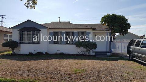 854 E 118th, Los Angeles, CA 90059