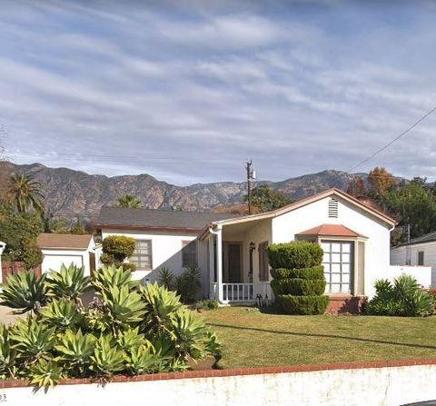 Photo of 103 W Calaveras St, Altadena, CA 91001