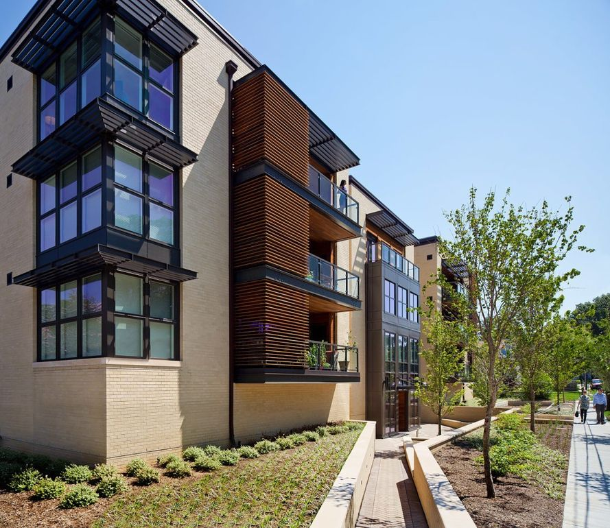 The Clarendon Apartments: 3119 9th Rd N, Arlington, VA 22201