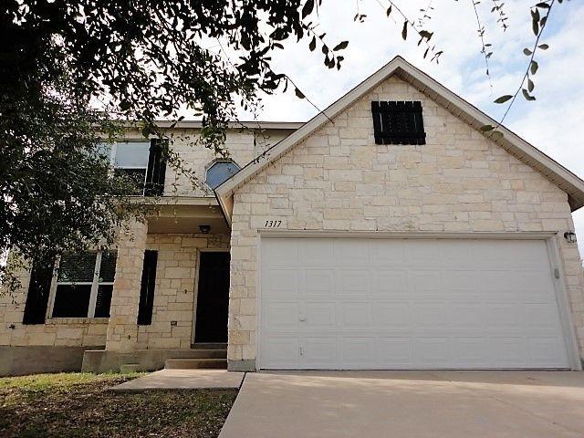 1317 Deerhound Pl, Round Rock, TX 78664