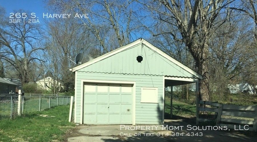 265 S Harvey Ave, Ferguson, MO 63135