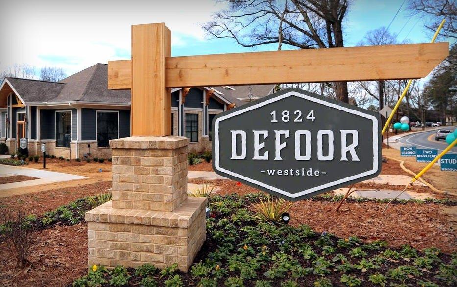 1824 Defoor Ave Nw Atlanta GA 30318