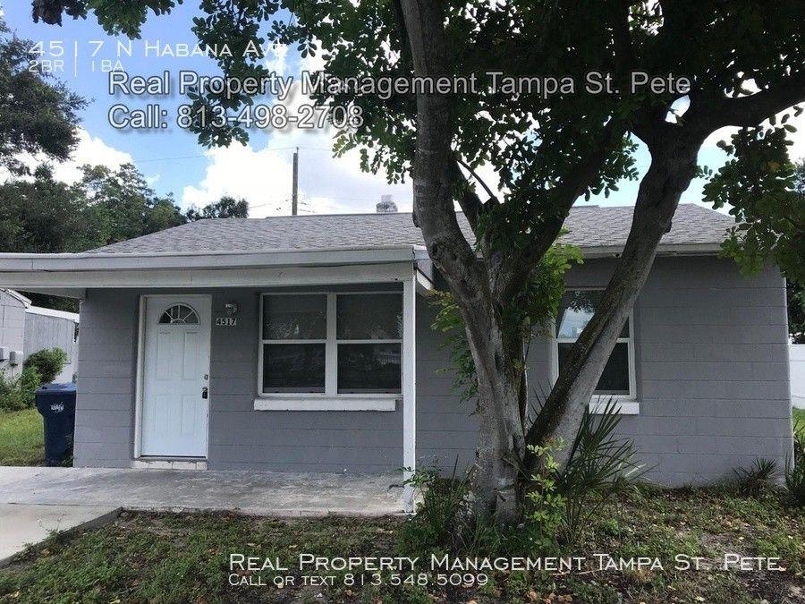 Marvelous 4517 N Habana Ave Tampa Fl 33614 Best Image Libraries Ponolprimenicaraguapropertycom
