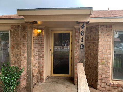 Photo of 4619 Itasca St, Lubbock, TX 79416