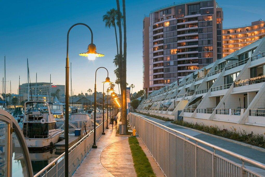 Playa Del Rey Apartment Buildings