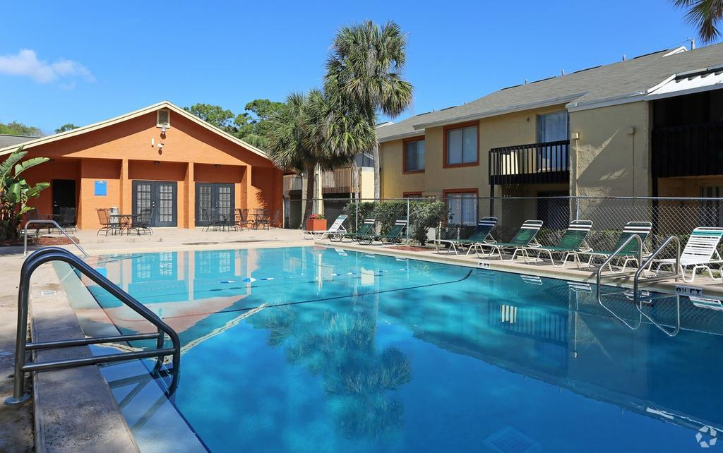 Silver Hills Apartments Orlando Fl