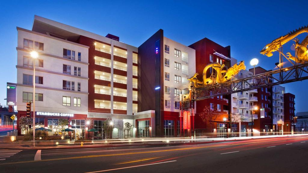 Jia Apartments North Broadway Los Angeles Ca