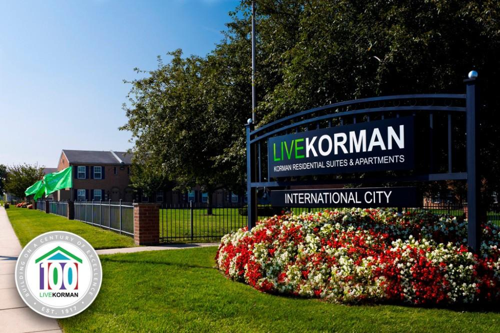 Korman Residential At International City Mews & Villas