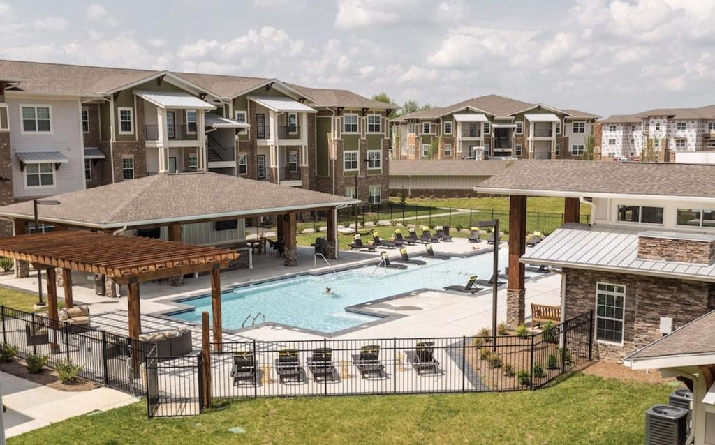 Student Apartments Near Mtsu