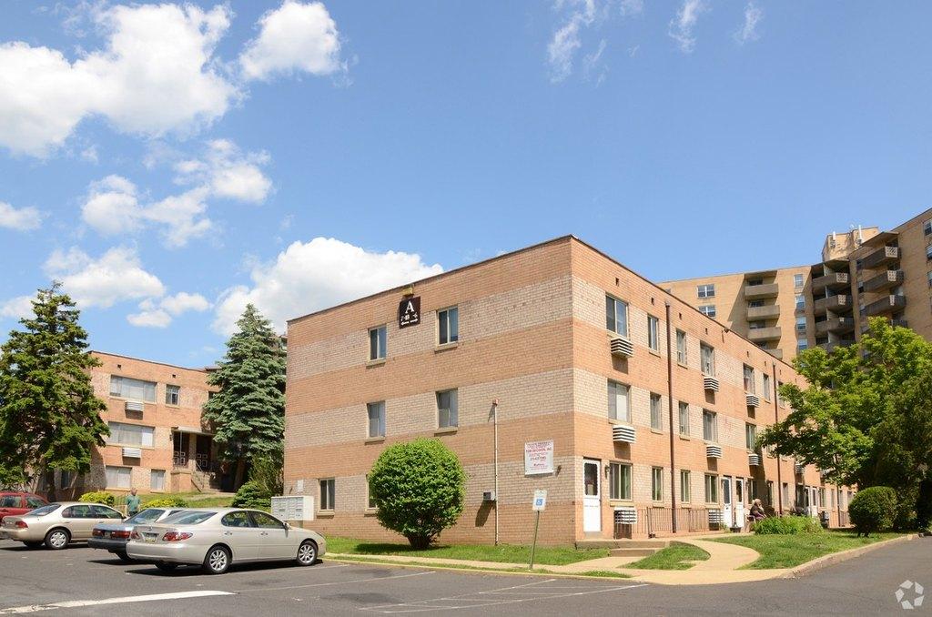 Evergreen Towers Apartments Philadelphia Pa